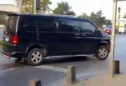 Özel halk otobüsüne binip Öndeki aracı takip et dedi Genç kızı kaçıran minibüsü böyle yakaladılar...