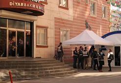 HDP İl Başkanlığı kapatıldı Artık partililer o binaya gitmeyecek...