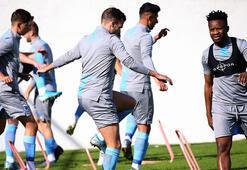 Trabzonspor taktik ağırlıklı çalıştı