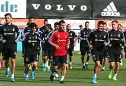 Beşiktaş, Braga maçı hazırlıklarını sürdürdü