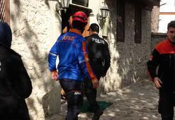 Safranbolu'da otelde kalan 13 turist, karbonmonoksit gazından zehirlendi