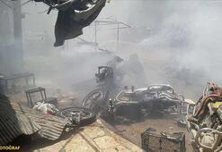 Tel Abyadda düzenlenen terör saldırısında 2 sivil yaralandı