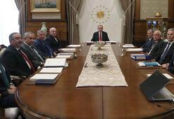 Yüksek İstişare Kurulu toplantısı başladı