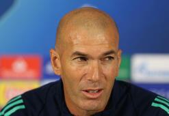 Zidane'dan Gareth Bale açıklaması