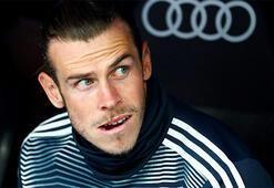 Real Madrid kadroyu açıkladı Bale, James ve Junior yok...