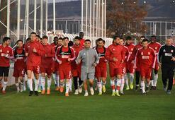 Demir Grup Sivassporda Konyaspor hazırlıkları