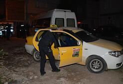 Dur ihtarına uymayınca polisler harekete geçti