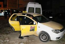 Dur ihtarına uymayan sürücü, polisi alarma geçirdi