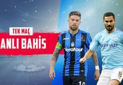 Atalanta - Manchester City maçı heyecanı Misli.comda