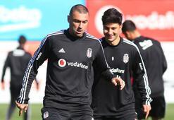 Beşiktaşın Braga kadrosu belli oldu 6 eksik...