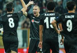 Beşiktaşın Avrupada 220. randevusu
