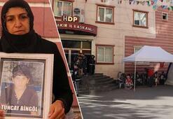 HDP önündeki eylemde 65inci gün Sadece ciğerimizin bir parçasını istedik