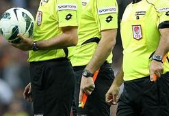 Süper Ligde 11. hafta hakemleri açıklandı