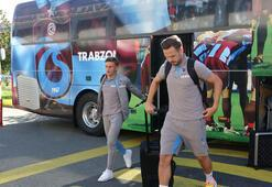 Trabzonsporun Krasnodar kadrosu belli oldu
