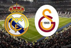 Gareth Bale kadroda yok Real Madrid-Galatasaray maçı bu akşam saat kaçta hangi kanalda