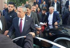 Arınç: AK Parti Türkiyenin sigortası, sigortayı attırmamak lazım