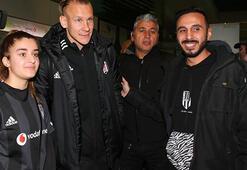 Beşiktaş kafilesi Portekizde