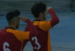 Galatasaray U19 takımından Real Madride 4 gol