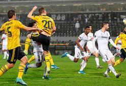 Vitoria Guimares-Arsenal: 1-1