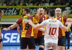 Derbide kazanan Galatasaray HDI Sigorta: 0-3