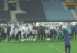 Medipol Başakşehir, Wolfsberger maçına hazır
