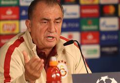 Fatih Terimden maç önü Falcao sözleri