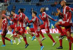Galatasarayda Nzonzi cezalı duruma düştü