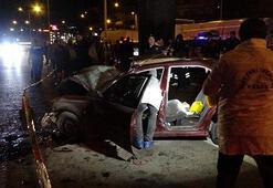 Trabzonda feci kaza: 3 ölü, 3 yaralı