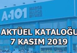 A101 aktüel hangi ürünler var A101 7 Kasım 2019 kataloğu