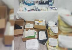 Para karşılığı uyuşturucu hap satan doktor yakalandı
