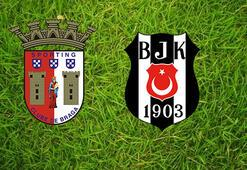 Braga-Beşiktaş UEFA Avrupa Ligi maçı saat kaçta hangi kanalda