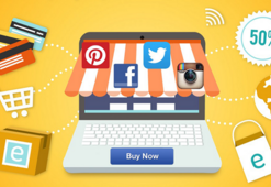 Sosyal medya üzerinde yapılan ticaret arttı