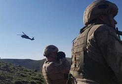 Şırnakta PKKlı bir terörist etkisiz hale getirildi