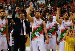 FIBA Erkekler Avrupa Kupasında temsilcilerimiz tam gaz