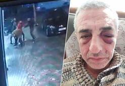 70 yaşındaki adama acımaladılar Düşmana vurur gibi vurdular