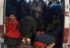 Ankarada 97 kaçak göçmen yakalandı