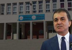 Okulda skandal iddia AK Parti Sözcüsü Çelikten açıklama geldi