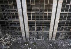 TBMMde ilk bombanın düştüğü alana anıt yapılacak