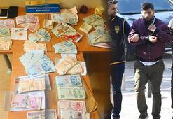 Telefon dolandırıcıları 4 telefon, yüklü miktarda para ve altınla yakalandı