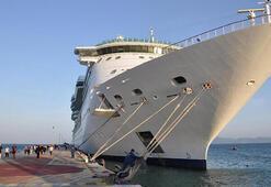 Jewel Of The Seas, 3 yıl aradan sonra Kuşadasında