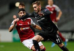 Braga - Beşiktaş: 3-1