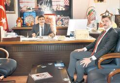 Karacasu'da girişimcilik toplantısı