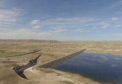 Kocakurt Barajı Sivasta 28 bin dekar araziyi suya kavuşturacak