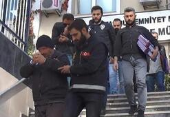Polis 2 ay iz sürdü Topal Kemal ve adamları adliyede