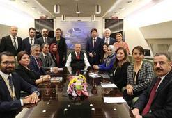 Cumhurbaşkanı Erdoğandan ABD ziyareti hakkında önemli açıklama: Mektupla birlikte takdim edeceğim