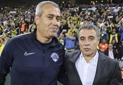 Kemal Özdeş: 10  kişiyle Fenerbahçeyi tedirgin ettik