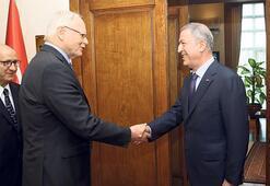 James Jeffrey Ankara'da: MSB ve Dışişleri'nde temaslarda bulundu