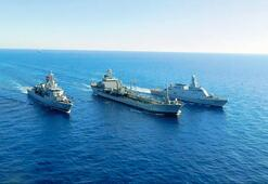 Doğu Akdeniz'e 32 gemiyle çıkarma