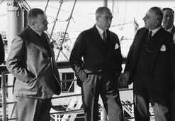 Bakan Ersoy, Atatürkün hiç yayınlanmamış görüntülerini paylaştı