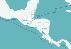 Son dakika... Guatemalada deprem